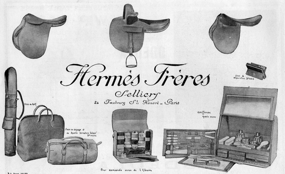 Product Selection of Hermès Frères